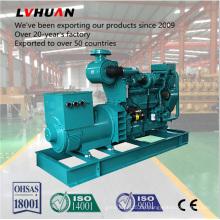 China Engine Generator mit Motorteilen für Afrika
