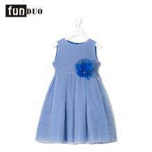 falda del partido del bebé de la manera encantadora ropa encantadora falda del partido de la muchacha del bebé ropa encantadora