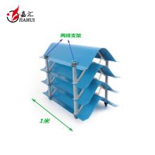 PVC Drift Eliminator Water Drift Eliminator Mist Eliminator