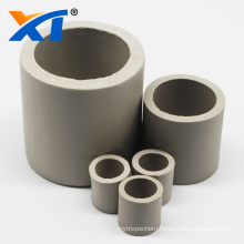 Heat resistance industrial ceramic rasching ring for scrubbing towers