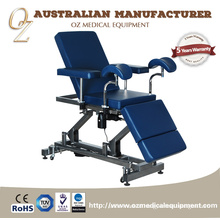 Female Adjustable Gynecological Couch Examination Surgical Delivery Examination Bed Medical Gynecology Delivery Chair