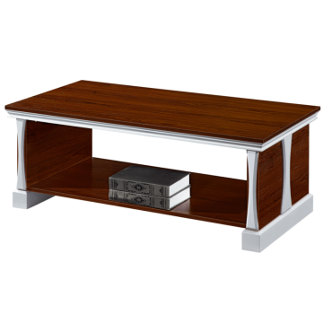 cheap small modern design wooden tea table