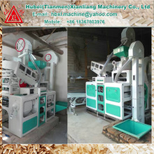 Advanced auto home used rice mill machinery