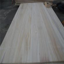 Ab Paulownia Solid laminiertes Holz