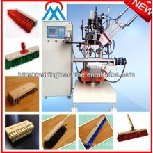 Máquina / escoba automática de la escoba del CNC de 2 ejes que hace la máquina / la máquina del cepillo