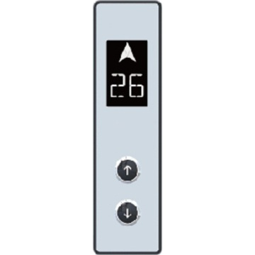 Elevator station Control Panel