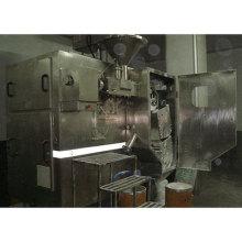 Machine de presse de briquetage de rouleau d'engrais