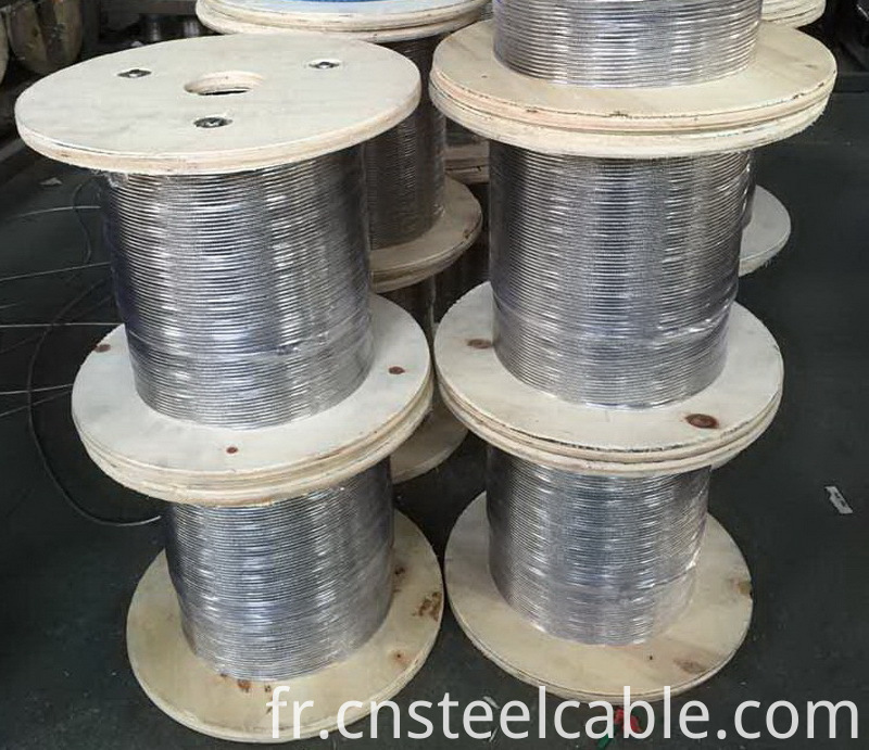 1x19 Steel Wire Rope 003