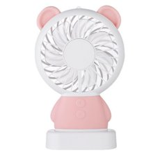 2018 LED portable rechargeable portatif USB Mini ventilateur