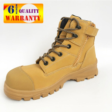 Light Weight Cheaper Construction Anti Static Work Shoes Men Work Time Genuine leather Dual Density Safety Shoes For Workshop