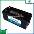электрический автомобиль аккумулятор 12V автомобильный аккумулятор 75d23l корейского качества