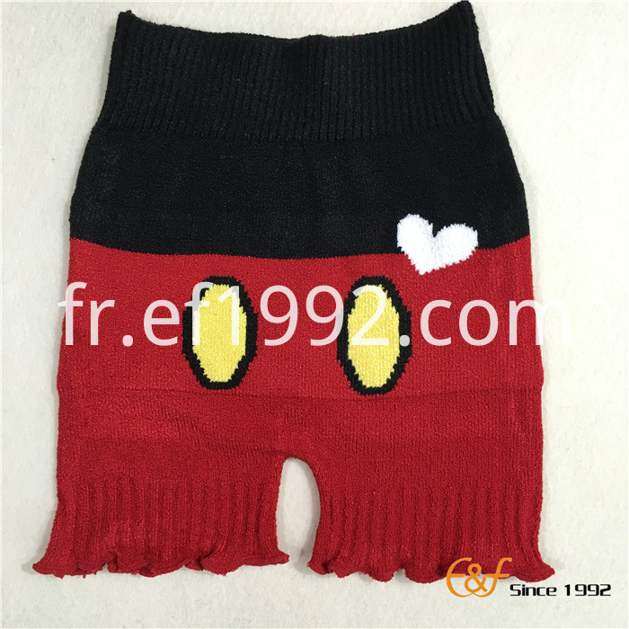 Inner Warm Short Pants