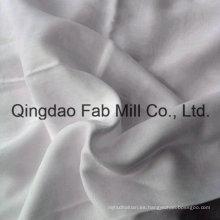 120GSM suave de bambú / tela de algodón orgánico (QF16-2698)