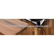 Panneau stratifié en teck / plan de travail / comptoir / dessus de table