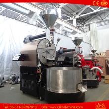 60-65kg Torradeira de café Máquina de torrefação Calor de café Torradeira de café