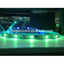 Kingunion que ilumina a tira conduzida colorida shenzhen o preço de fábrica CE