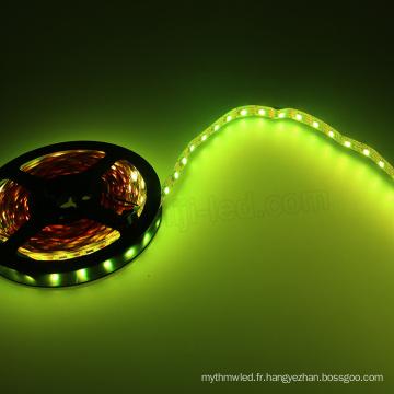 12v arduino 5050SMD multicolore USB ws2811 bande de bande LED RGB LED bande flexible lumière