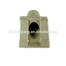 Precision lost wax silica sol investment casting