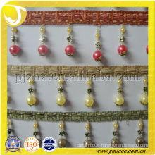 Handmade and Fashion Curtain Decorative Beaded Tassel