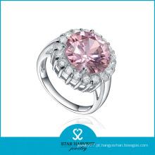 Charmoso moda anel de dedo preço da jóia
