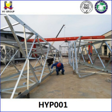 Power steel transmission tower manufacturers