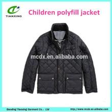 jaqueta acolchoada polyfill dos meninos do inverno