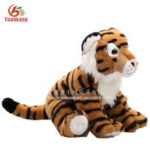 Alibaba China Bateria Operado Brinquedo Do Zodíaco Macio Bichos de pelúcia Falando Boneca De Pelúcia Brinquedo Do Tigre