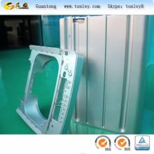 Top qualidade ABS de cor cromo máquina de lavar roupa airbag cobre
