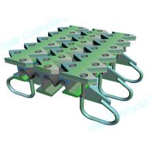 Joint de dilatation modulaire à réduction du bruit