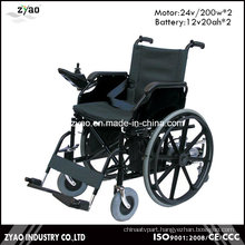 Cheap Price Adjustable Electric Wheelchair