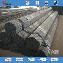 Tubería de acero sin costura DIN 2391 St52