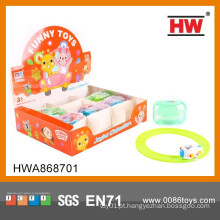 Engraçado Brinquedos Crianças Com Windup Toy Ferroviária