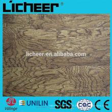 Plancher stratifié 8 mm laminé / v rainure AC3 / prix plancher HDF haute qualité