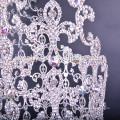 Venda Por Atacado tiaras de coroa grande grande desfile de design de moda por atacado venda