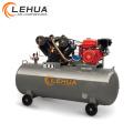 300 Liter Tank 13 Schlauch Power Benzinmotor Riemenantrieb Luftkompressor