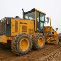 Equipamento pesado SG16-3 motoniveladora de estrada de trator