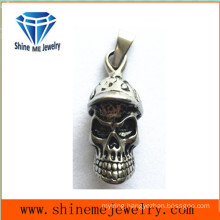 Stainless Steel Jewelry Fashion Necklace Skull Pendant