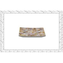 Canosa collection de salle de bains en coquillage MOP mosaïque Porte-serviettes de toilette