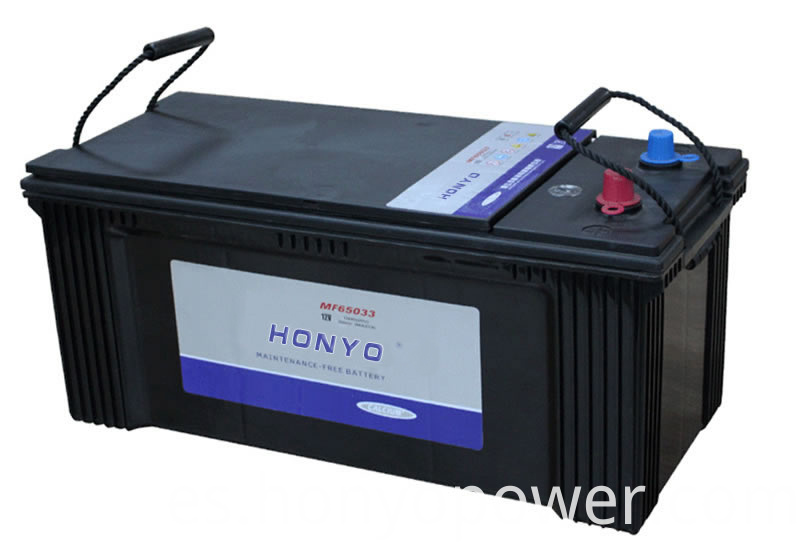 N150MF Lead-acid MF Car Batteries