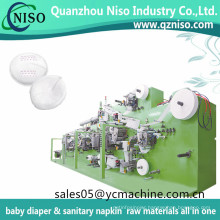 Automatic Medela Avent Pigeon Lansinoh Ardo Vhicco Real Bubee Lady Breast Pads Making Machine for Suckling Period Women