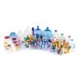Máquina de fazer garrafas de água potável