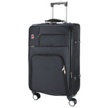 Cheap Soft Built-in Trolley Travel Luggage Set
