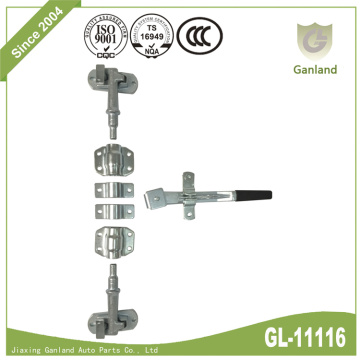 Terlampir Trailer Steel Cam Action Door Lock