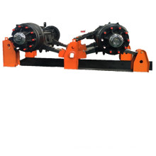 Hot Sale American Type Mechanical Suspension 3 Axle for Trailer/Truck Parts