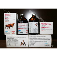 Oxytetracycline Injection 100ml Vial 20%