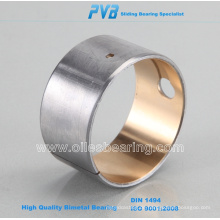 Bimetalllager und -buchsen, gesintertes Bronzelegierungsmaterial