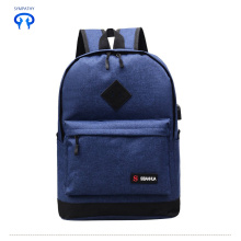 Nouveau sac à dos usb sac à dos