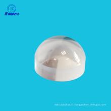 Lentille sphérique de haute précision de diamètre 0.5mm à 600mm