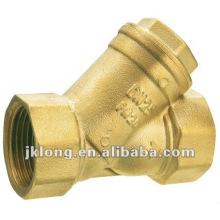 J5006 Filtro de latón Válvula de filtro de latón
