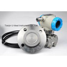 Sensor do transmissor de pressão de nível de capacitância / pressão diferencial